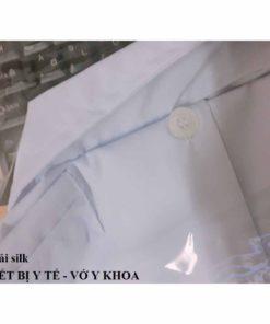 ao blouse tay ngan than ngan nam nu