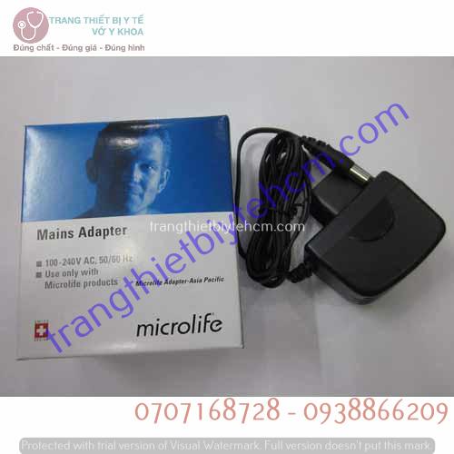 bo doi dien adapter microlife