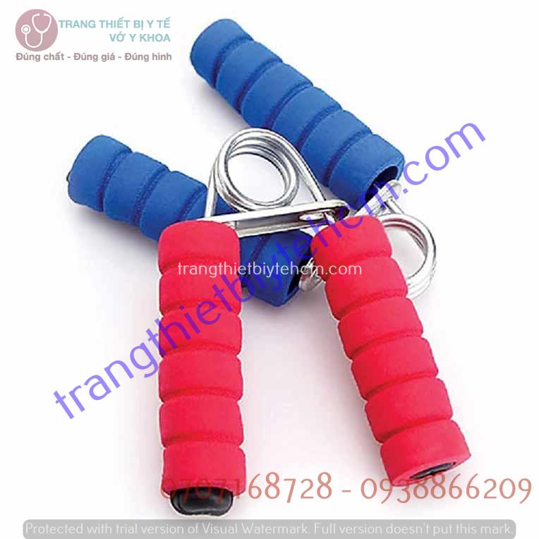 Dụng cụ tập lực tay (bóp tập cơ tay)