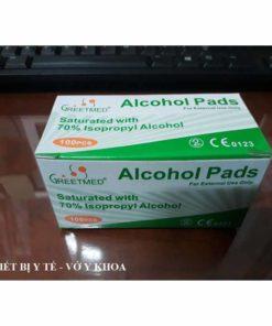 gac tam con con kho alcohol pads hop mieng