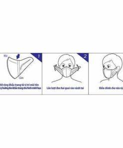 khau trang ngan vi khuan unicharm d mask virus block goi cai