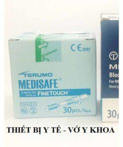 kim lay mau terumo medisafe lancet finetouch