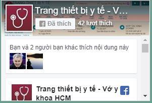 Fanpage trangthietbiytehcm