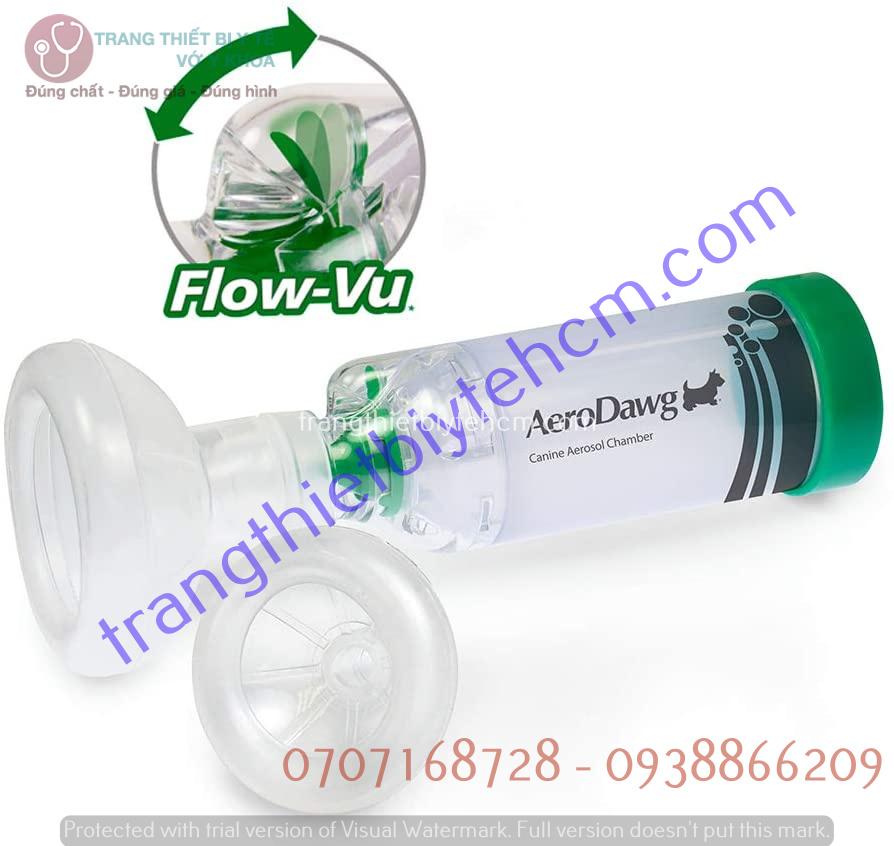ống hít thông mũi họng