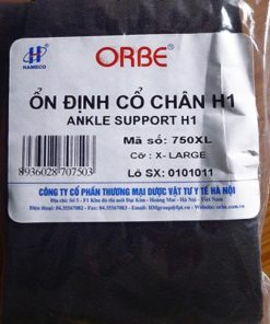 on dinh co chan orbe h dai got chan orbe
